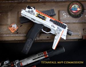 MP9 TITANFALL
