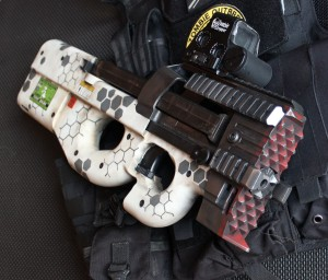 Zombie P90 (2)