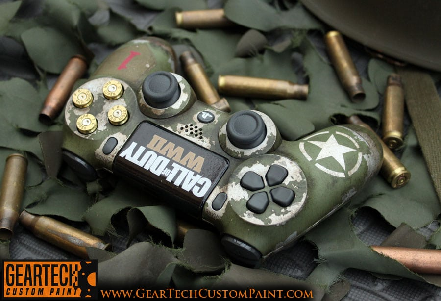 Cod Ww Paint Jobs