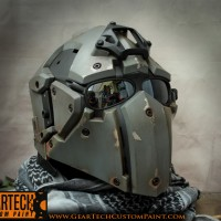 Grey and Black Helmet 1 copy - Copy - Copy