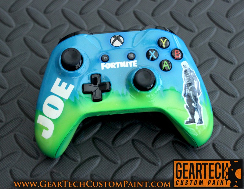 Xbox One Customised Fortnite Controller